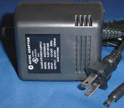 ZIA57005U-9 24V AC transformer adapter