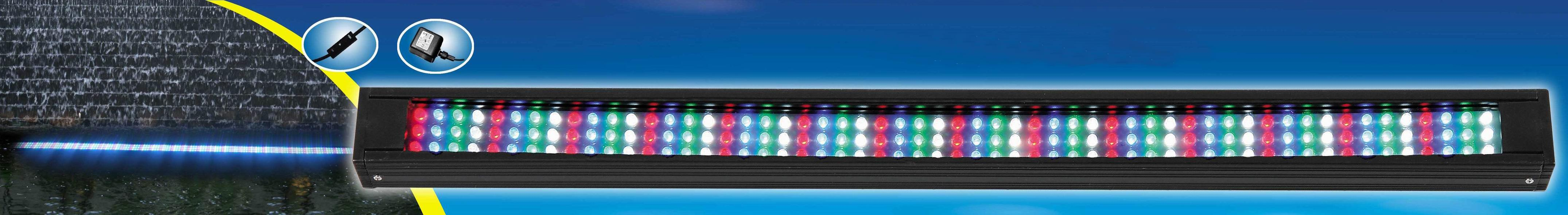 QL-24 168 LED garden submersible wall washer